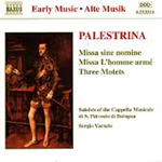 Palestrina: Masses and Motets (CD)