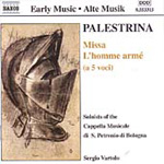 Palestrina: Masses and Motets, Volume 3 (CD)