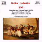 Sor: Guitar Music (CD)