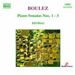 Boulez: Piano Sonatas (CD)