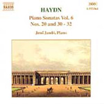 Haydn: Piano Sonatas, Vol. 6 (CD)