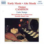 Campion: Songs for Lute & Voice (CD)