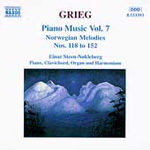Grieg: Piano Works, Vol. 7 (CD)