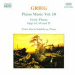 Grieg: Piano Works, Vol.10 (CD)