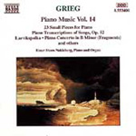 Grieg: Piano Works, Vol.14 (CD)