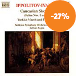 Produktbilde for Ippolitov-Ivanov: Orchestral Works (CD)