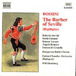 Rossini: Il Barbiere di Siviglia - highlights (CD)
