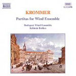 Krommer: Partitas for Wind Ensemble (CD)