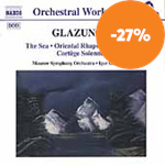 Glazunov: Orchestral Music, Volume 16 (CD)