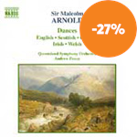 Produktbilde for Arnold: Orchestral Dances (CD)