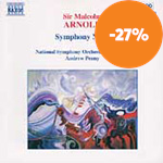 Produktbilde for Arnold: Symphony No 9 (CD)