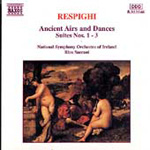 Respighi: Ancient Airs and Dances (CD)