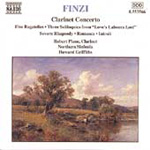 Finzi: Clarinet Concerto (CD)