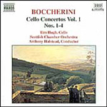Boccherini: Cello Concertos, Vol 1 (CD)