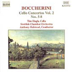 Boccherini: Cello Concertos, Vol 2, Nos 5-8 (CD)