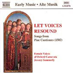 Let Voices Resound - Songs from Piae Cantiones (1582) (CD)