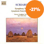 Scriabin: Symphony No. 2 (CD)