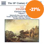 Stamitz: Clarinet Concertos, Volume 1 (CD)