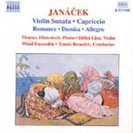 Janácek: Works for Violin & Piano. (CD)