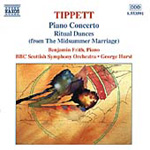 Tippett: Orchestral Works (CD)