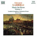 Gabrieli: Music for Brass, Volume 1 (CD)