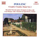 Poulenc: Complete Chamber Music, Volume 2 (CD)