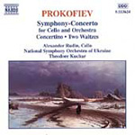 Prokofiev: Works for Cello and Orchestra (CD)