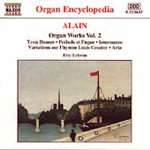 Alain: Organ Works, Volume 2 (CD)