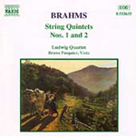 Brahms: String Quintets (CD)