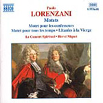 Lorenzani: Motets (CD)