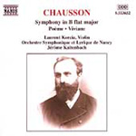 Chausson: Orchestral Works (CD)