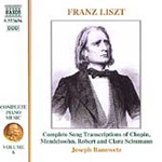 Liszt: Piano Works, Vol. 6 (CD)