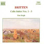 Britten: Cello Suites (CD)