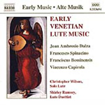 Early Venetian Lute Music (CD)