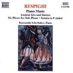 Respighi: Piano Works (CD)