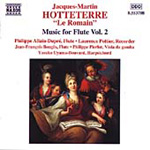 Hotteterre: Music for Flute, Vol 2 (CD)