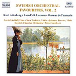 Swedish Orchestral Favourites, Volume 2 (CD)