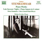 Stenhammar: Piano Works (CD)