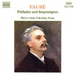 Fauré: Piano Works, Vol. 5 (CD)