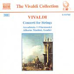 Vivaldi: Concerti for Strings (CD)
