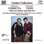 Corbetta/Visée: Suites for Guitars & Theorbos (CD)