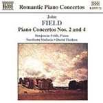 Field: Piano Concertos Nos 2 & 4 (CD)