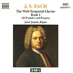 Bach: Well-Tempered Clavier, Bk 1 (CD)
