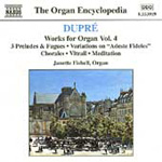 Dupré: Organ Works, Vol 4 (CD)