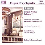 Reger: Organ Works, Volume 2 (CD)
