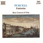 Purcell: Fantasias (CD)