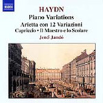 Haydn: Piano Works, Volume 10 (CD)