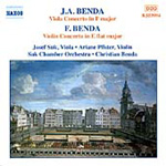 Benda, JA & F: Violin Concertos (CD)