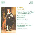 Lawes: Consort Music for Viols,Lutes and Theorbos (CD)