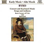 Byrd: Music for Viols, Voices and Keyboard (CD)